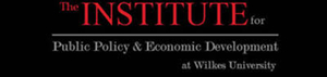 The Institute for public policy and economic development logo
