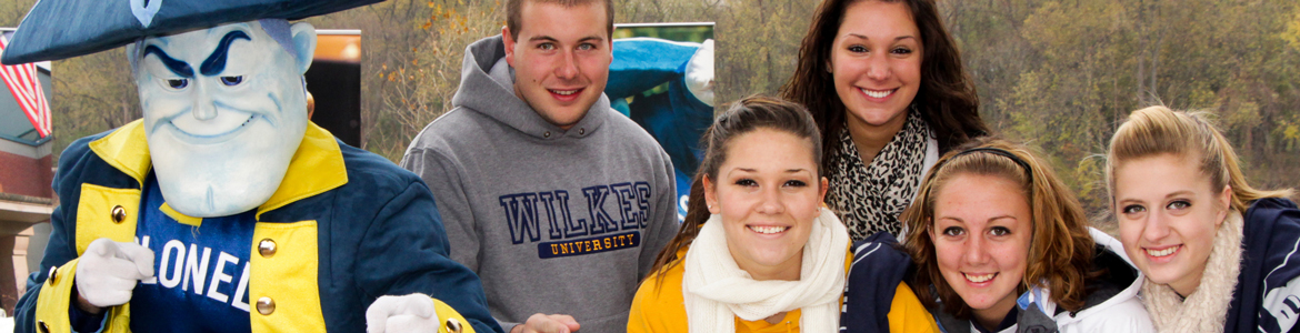 Wilkes University Accepted Students Day Program